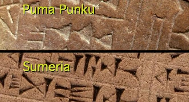 Evidence of Ancient Advanced Technology Evidence-at-puma-punku