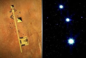 Orion, more than a constellation Teotihuacan-and-orion1-300x203