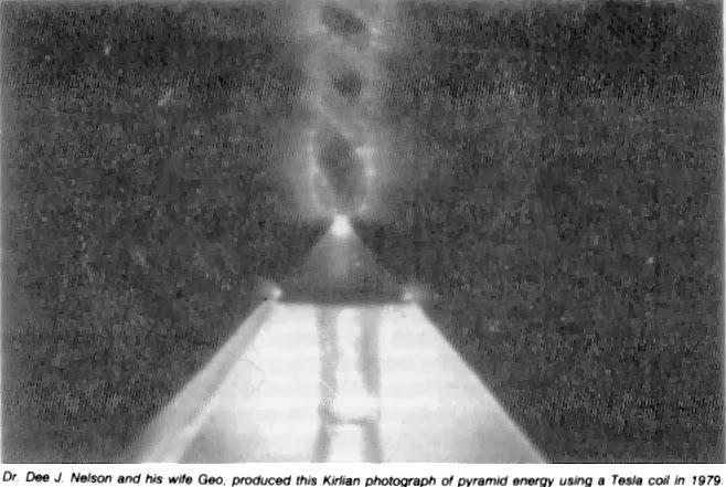 pyramid apex vortex Kirilian 1979