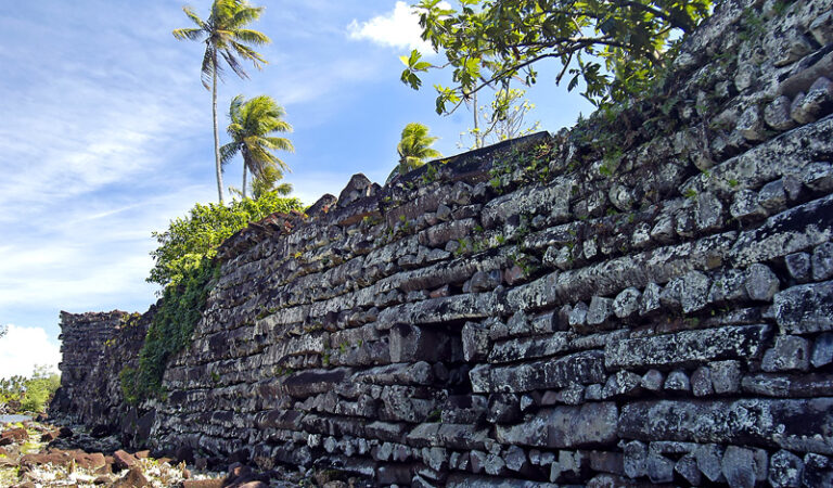 The mysteries of Nan Madol, the Reef of Heaven