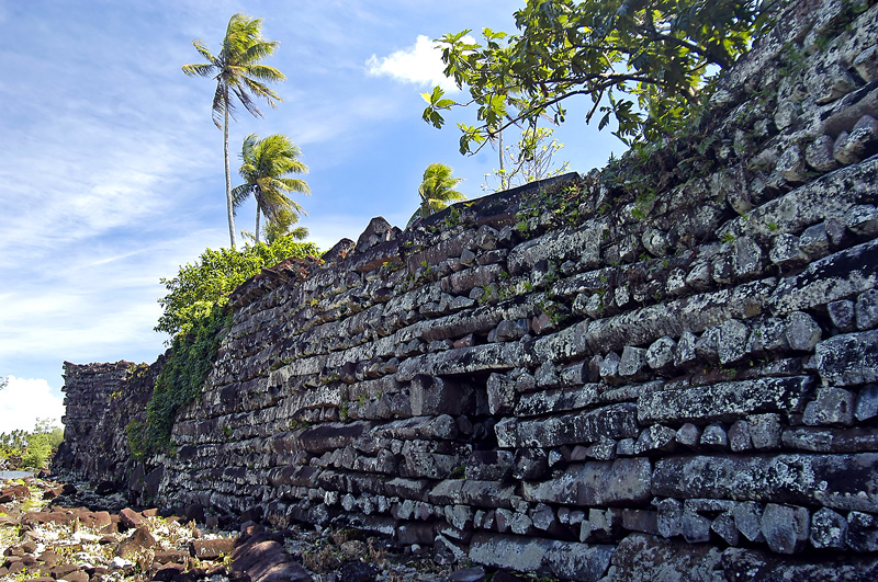 An ancient city has been found in the middle of the ocean 83742065.5db77U2R.Pohnpei0501185eo