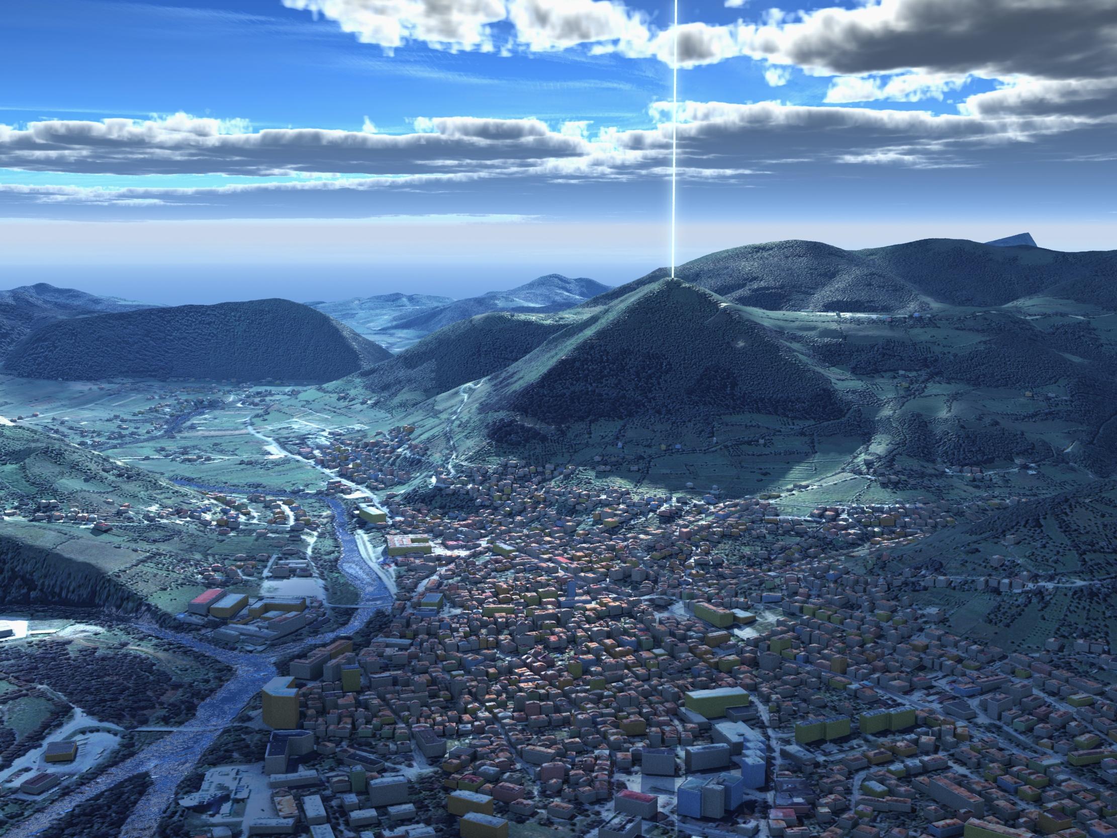 Las pirámides bosnias de 12,000 años de antigüedad, ¿un encubrimiento arqueológico masivo?