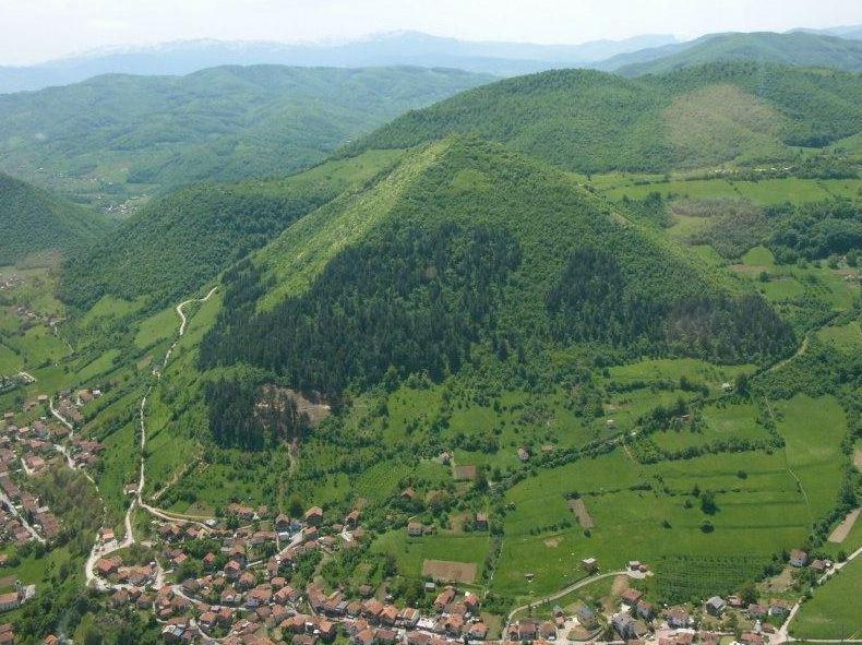 The Bosnian Pyramid of the Sun