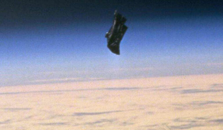 Amazing video reveals the mystery behind the Black Knight Satellite
