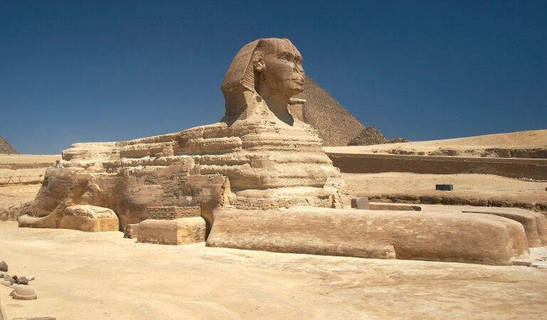 20 Facts About The Great Sphinx Of Egypt