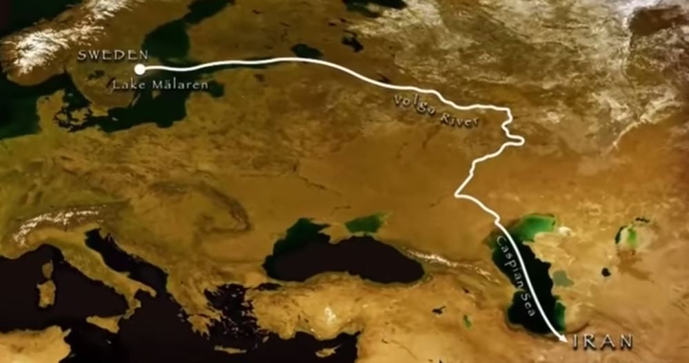 volga trade route
