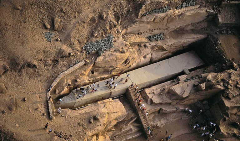 Check Out 5 Of The Greatest Discoveries Made In Egypt