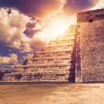 Chichen Itza in Yucatan