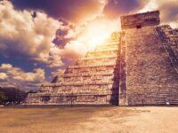Chichen Itza in Yucatan