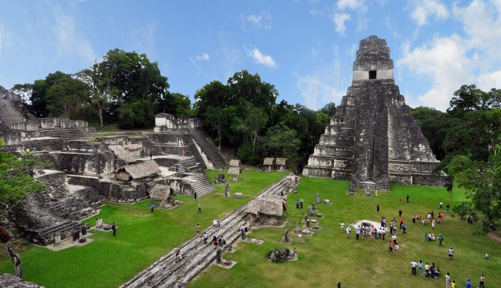Ancient Ruins of Tikal in Guatemala. Image Credit: Wikipedia