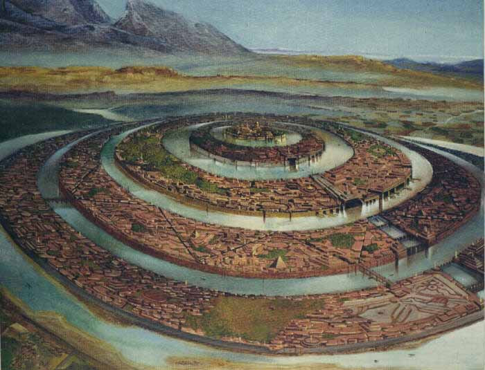 An interpretation of Atlantis according to Greek philosopher Plato