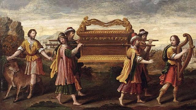 Is There A Mysterious Connection Between The Pyramid Of Giza And The Ark Of The Covenant?