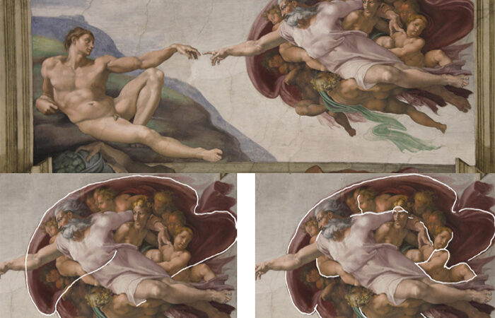 The hidden messages of Michelangelo in the Sistine Chapel