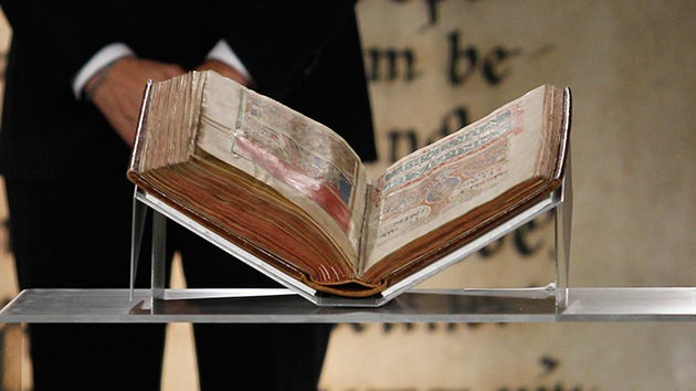 The Codex Zacynthius: Are there mysteries to unravel in the Bible?