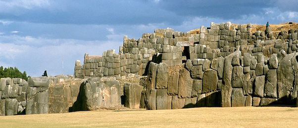 Walls of Sacsayhuaman