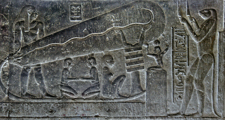 Did ancient Egyptians have electricity?
