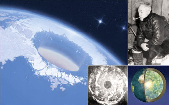 What's Up With The Hollow Earth Theory?
