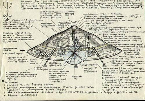 TESLA UFO 2