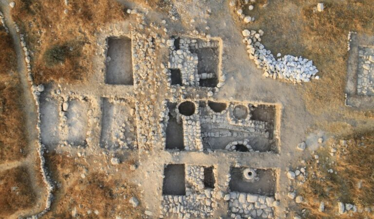 Archaeologists discover Biblical city of Libnah