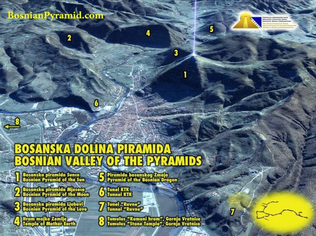 Risultati immagini per Schumann's resonance on Bosnian Pyramids