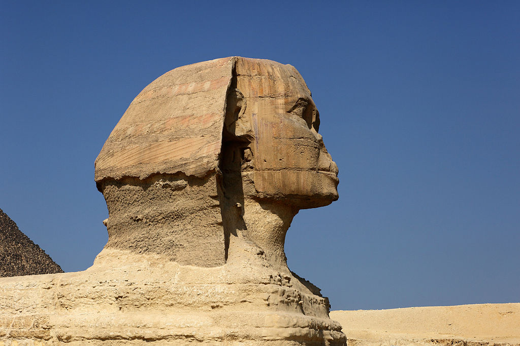 The secrets of the sphinx built by a civilization Qualities of a good architect