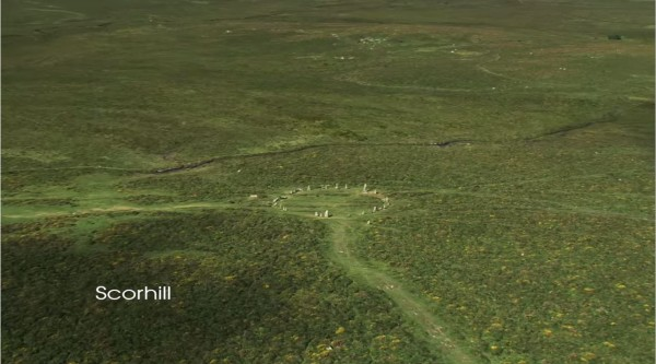 Researchers have discovered a Stone Circle that could be older than Stonehenge
