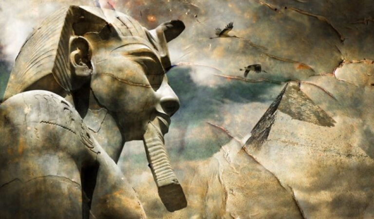 The Ancient Egyptian civilization, thousands of years older than previously thought
