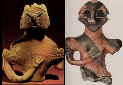 The Mysterious Vinca Figurines Evidence Of