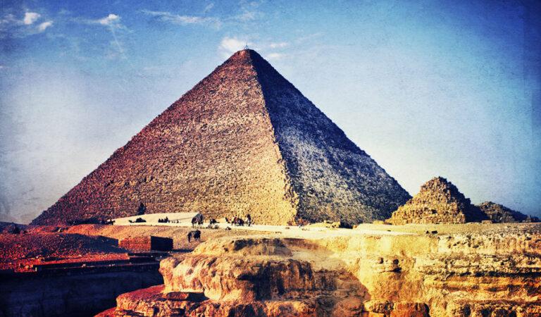 The Great Pyramid of Giza and the Bosnian Pyramids: Magnificent structures thousands of years old