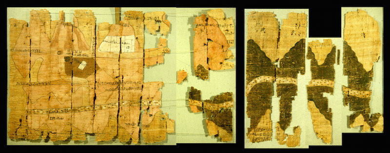 The Turin Papyrus describing Zep Tepi