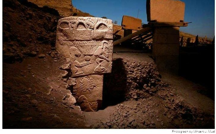 Göbekli Tepe is at least 7000 years older than Stonehenge