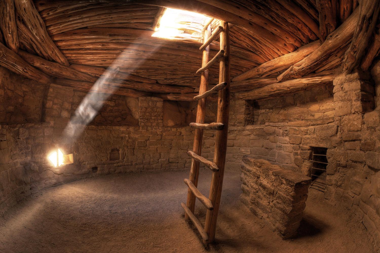 Anasazi Ruins at Mesa Verde