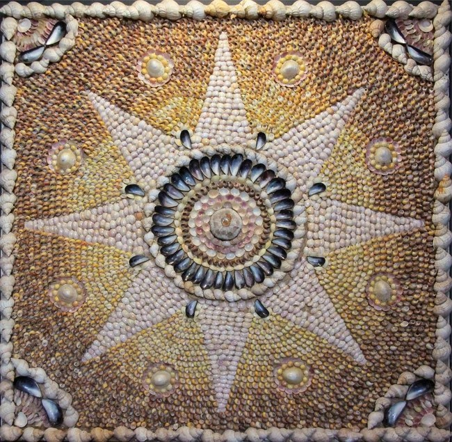 The Shell grotto: Mysteriously Beautiful Desktop-1433533678