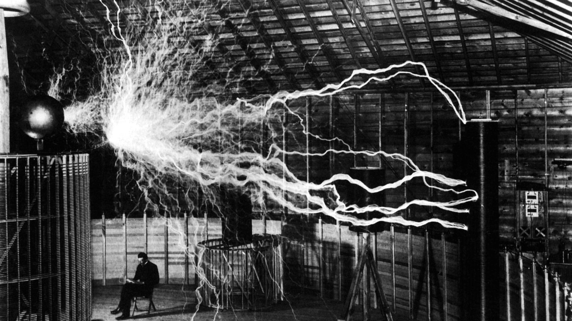 Nikola tesla papers