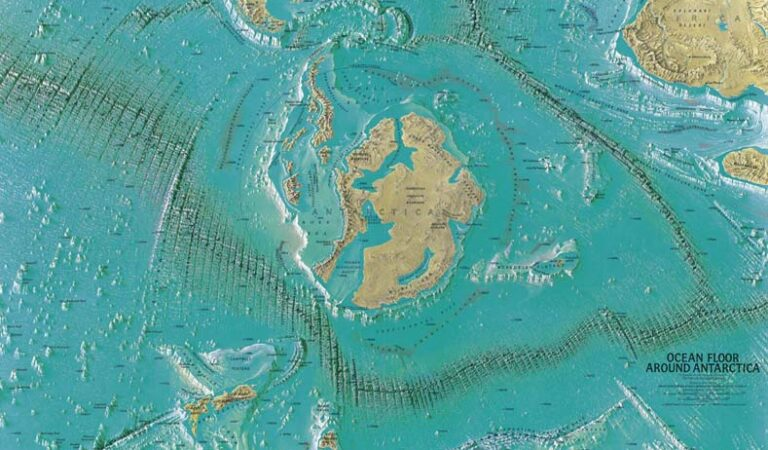 Do These Hollow Earth Maps Of The Third Reich Reveal Actual Details Of An Inner Earth?