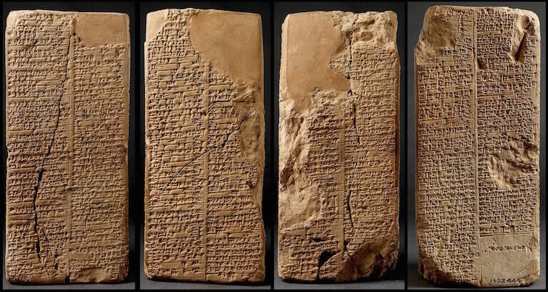 The Translation of the Sumerian King List: When Gods ruled the Earth