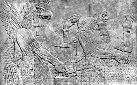 Aliens and Ancient Sumer Sumerian-no-tree