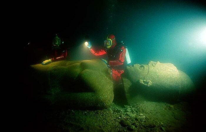 Check Out 5 Amazing Lost Underwater Cities