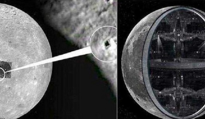 7 Irregularities That Supposedly Suggest Earth's Moon Was Engineered