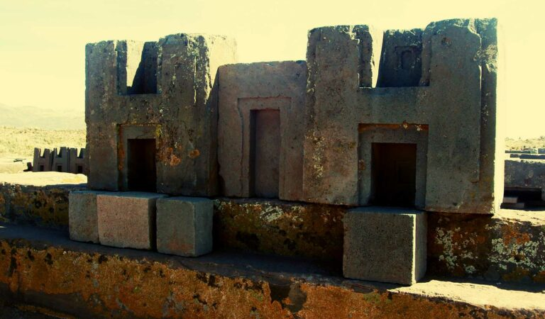Is There Evidence Of Advanced Ancient Technology At Puma Punku?