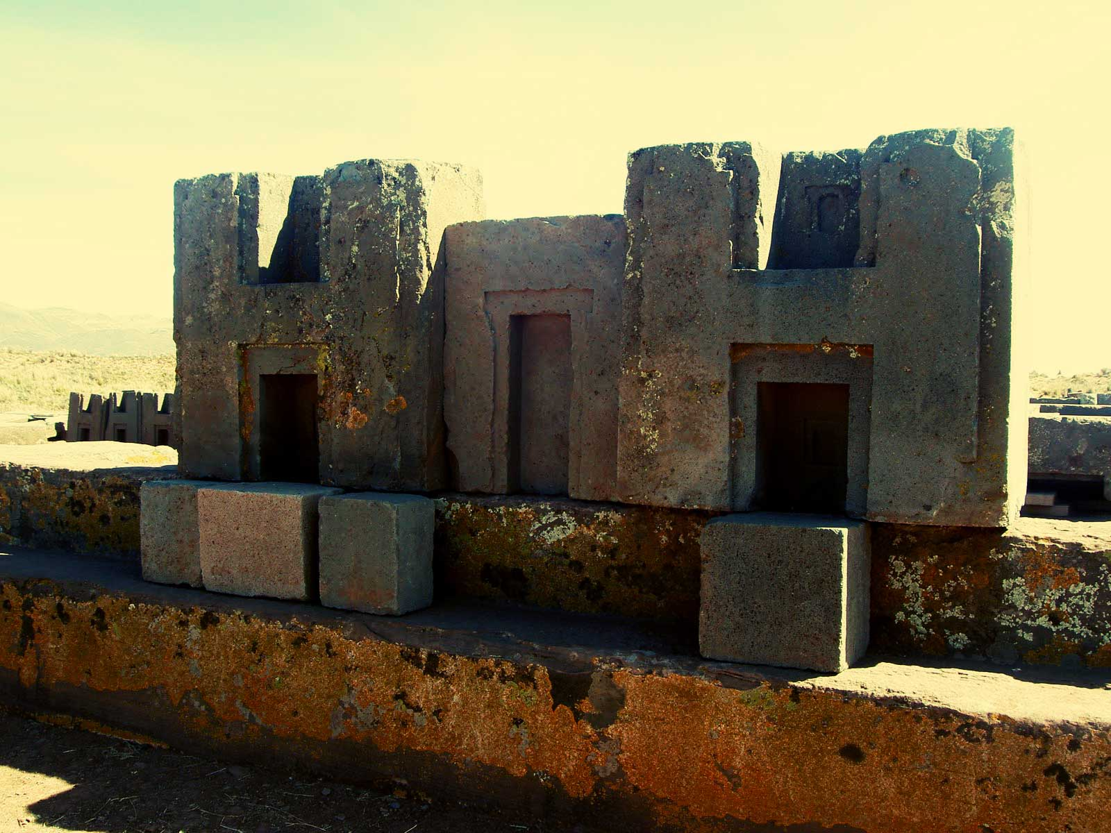 Does this video prove ancient civilizations had advanced puma punku is one of the most important places if you want to see what ancient publicscrutiny Choice Image