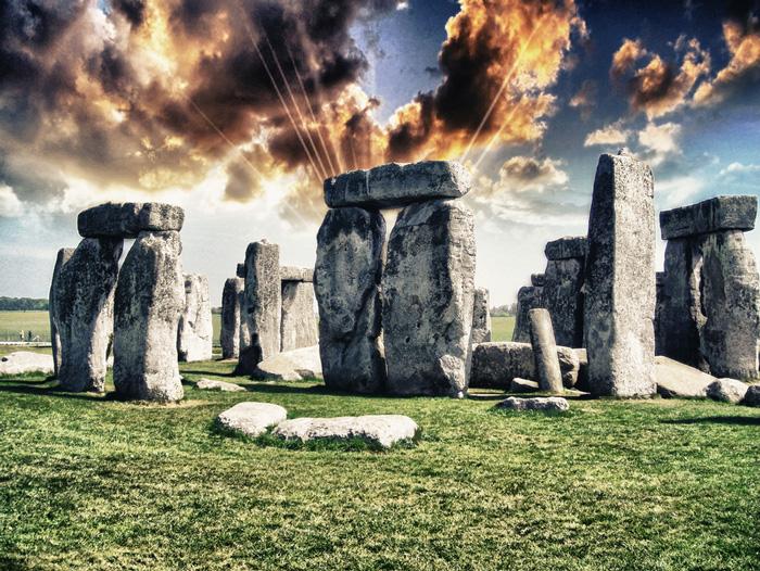 stonehenge.nuevo  5 sitios antiguos que muchos creen fueron construidos por extraterrestres