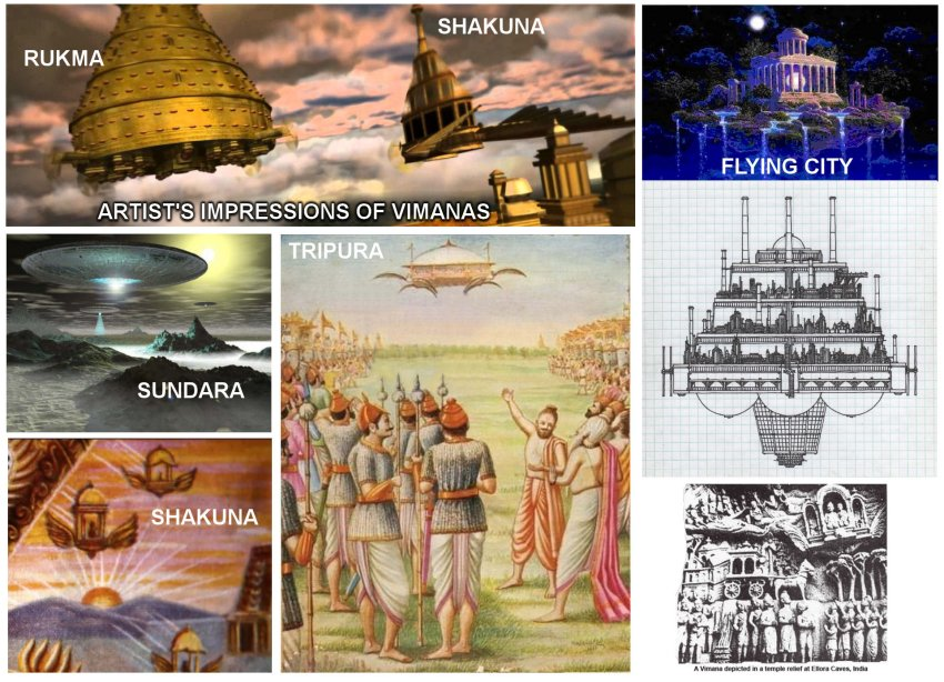 Sanskrit Of The Vedas Vs Modern Sanskrit: Ancient Sanskrit Writings: UFO's Vsited Our Planet 6.000