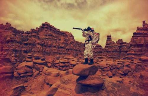 Mars Alien Human Colny Ancient Code