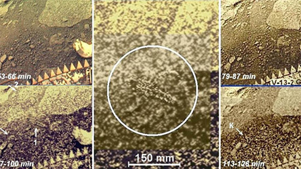 Russia declassified secret images from Venus that show ...