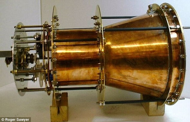 A Prototype of NASA's 'Impossible drive'