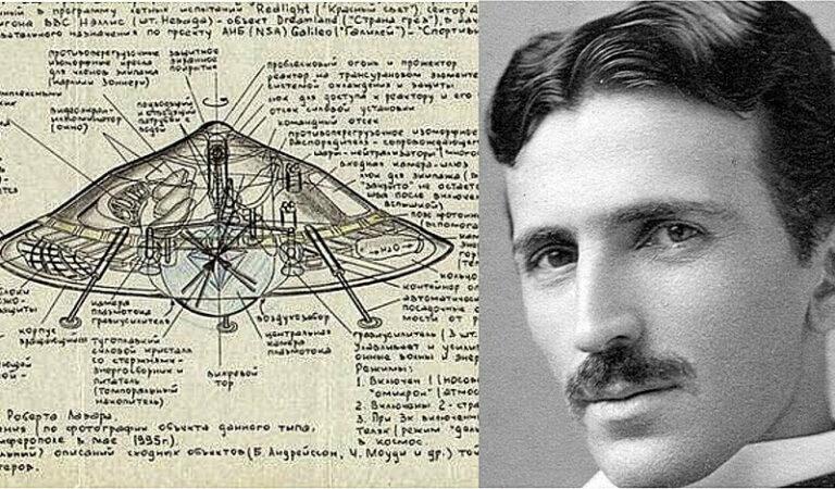Nikola Tesla, UFOs, Antigravity and Aliens