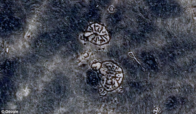The Nazca lines of Jordan: Mysterious geoglyphs created by an ancient civilization 8500 years ago