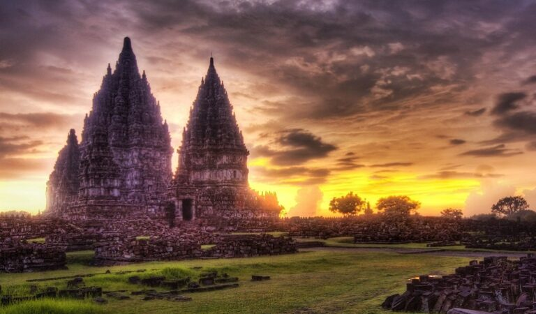 Researchers discover a massive spiral-shaped structure and a set of towers beneath Angkor Wat