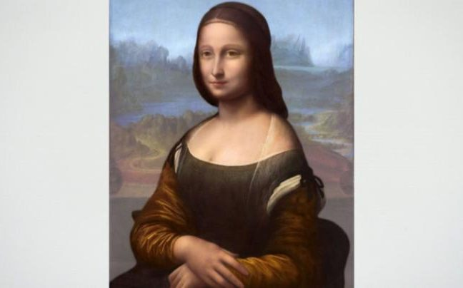 The treasure beneath the 'Mona Lisa'